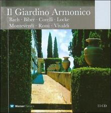 NEW The Collected Recordings Of Il Giardino Armonico (Audio CD)
