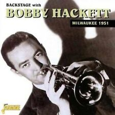 BOBBY HACKETT - LIVE IN MILWAUKEE 1951  CD NEU