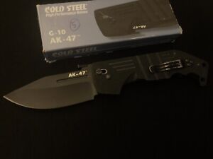 COLD STEEL model 58LAKB AK-47 Knife - Collection