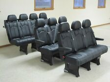 Luxury Limousine Seating for Mercedes Dodge Freighliner Sprinter Limo Seats