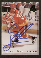 Cory Stillman signed autographed Classic Trading Card