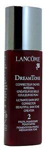 Lancome Dream Tone Dark Spot Corrector(2) 7 ml/0.23oz. New & Unbox
