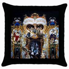 New Michael Jackson MJ Dangerous Throw Pillow Case Hot Rare!