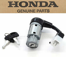 New Genuine Honda Ignition Key Switch 85-07 Ch80 Elite Scooter Oem Part #F70