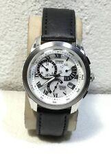 Citizen-Eco-drive * calibre 8700 * Perpetual Calendar-caballeros-reloj pulsera *