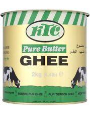 KTC Pure beurre ghee 2 kg (Pack de 3)