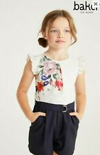Ted Baker Navy Floral Playsuit 12 Years