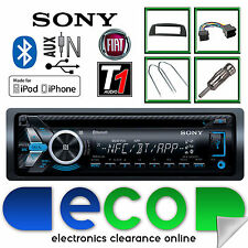 FIAT PUNTO SONY CD MP3 USB Bluetooth vivavoce iPod iPhone Radio Stereo KIT