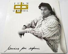 Juan Gabriel – Gracias Por Esperar LP Colombian Press 1994 Ariola