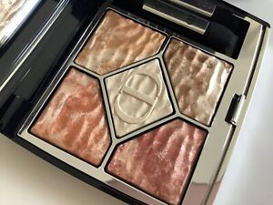 DIOR EYESHADOW PALETTE 5 COLEURS SUMMER DUNE 759 DUNE SUMMER 2021 LTD NEW