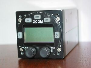 XCOM AVIONICS VHF COM RADIO !!! P/N 760-001 !!! ATR500 AR4201 AR3201 M760 FSG71M