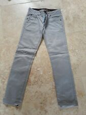 Boys Boden Johnnie B Grey Jeans 24 Long Age 11-12 New without tags