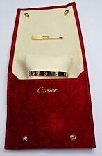 Authentic Cartier 18K Yellow Gold Love Bracelet Size 16 RY 6934
