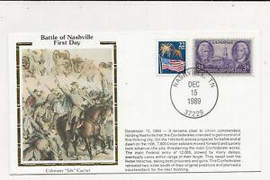 US Army Comm/FDC -  Civil War - Battle of Nashville, 1st Day - 1989 (084)Z