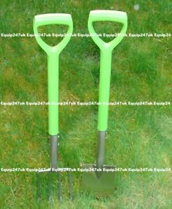 Stainless Steel Border Fork Border Spade or hand Trowel Hand Fork