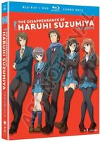 The Disappearance of Haruhi Suzumiya: The Movie [New Blu-ray] With DVD