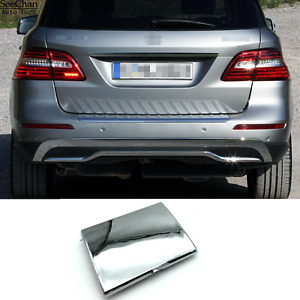 Fit For 12-15 MERCEDES BENZ ML CLASS ML350 REAR BUMPER TOW TOWING EYE COVER CAP