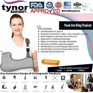 Tynor™ Arm Sling  For Broken, Fractured Bones, Subluxation, Dislocation, Sprain