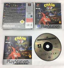 Crash Bandicoot 2 Cortex Strikes Back Sony Playstation 1 PS1 Game - Complete PAL