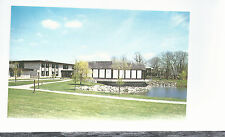 Roger Williams College  Bristol  RI                 Unused Chrome Postcard 8264