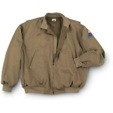 WWII WW2 US Tanker Jacket Replica Military Collectible