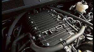 Toyota Tundra TRD supercharger Kit