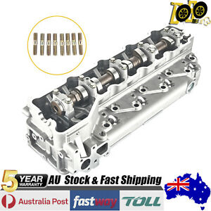 Assembled Cylinder Head w/ camshaft Fits Mitsubishi 4M40-T Turbo Engine Pajero