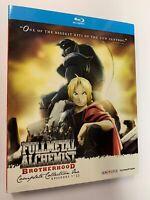 BRAND NEW Fullmetal Alchemist: Brotherhood - Collection One (Blu-ray Disc!!