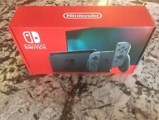 (Brand New)!!  Nintendo Switch 32GB Console with Gray Joy‑Con (Brand New)!!