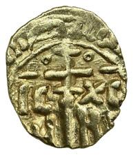 ITALY, Messina. Roger II, 1105-54. Gold Tari, MEC-201