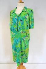 Ropa vintage de mujer original color principal verde