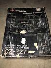 Mitsubishi Diamond Collection AM/FM A/R Cassette Tape Deck CZ-727 RARE VINTAGE