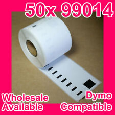 50 Rolls of Quality Label for DYMO LabelWriter (DYMO CODE:99014)