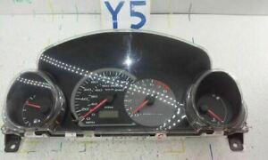 2003-05 Mitsubishi ECLIPSE Speedometer Cluster MPH GTS