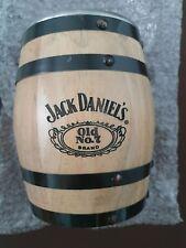 More details for *new* official jack daniels wooden mini- barrel