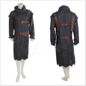 Game of thrones Hodor Tunic Halloween Cosplay Costume @