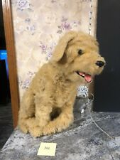 """Hasbro Furreal Friends BISCUIT My Lovin Pup Dog Animated 23"""" Golden Yellow LAB"""