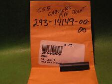 YAMAHA CS5 200cc 1972 CARBURETORS JOINT PIPE OEM # 293-14149-00-00