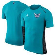 huge discount 9fb66 7bd01 Mens Nike Jordan Charlotte Hornets Elite Shooter Short Sleeve Shirt 3xlt