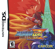 Mega Man Zero Collection NDS New Nintendo DS