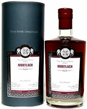 Mortlach 1994-2016 Sherry Hogshead Mos 16004 58 7 70cl One Of 239 Bottles