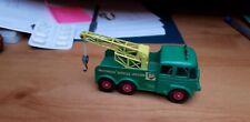 Foden Breakdown Tractor Dinky toys