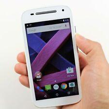🌟 Motorola MOTO E (Boost Mobile) 4G LTE Smartphone 2nd Gen XT1526 8GB White 🌟
