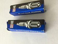CHAMPION 3068RC7PYCB outboard spark plugs, -set of 2