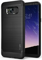 For Samsung Galaxy S8 / S8 Plus Case | Ringke [ONYX] Rugged TPU Shockproof Cover
