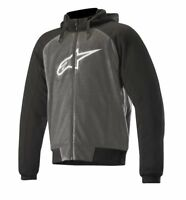 Alpinestars Chrome Sport Casual look Hoodie Anthracite CE armour Hoody