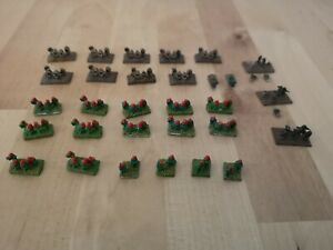 Warhammer Epic 40k Imperial Guard Infantry Lot 6mm Scale All Metal