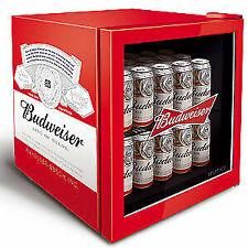 Husky HUS-HU225 45.8L Budweiser Mini Fridge