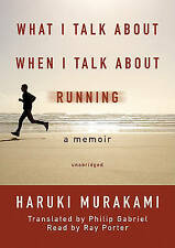 NEW What I Talk about When I Talk about Running by Murakami