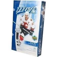 2005-06 (2006) Upper Deck MVP Hockey Factory Sealed Hobby Box - Sidney Crosby RC